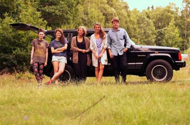 2013- Roadtrip in Sweden with my friends